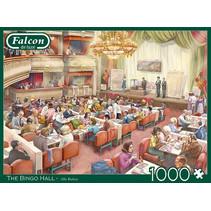 legpuzzel Bingo Hall 68 x 49 cm groen/rood 1000 stukjes