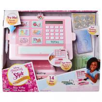 kassa Disney Shop 'N Play meisjes 31x25 cm roze 14-delig