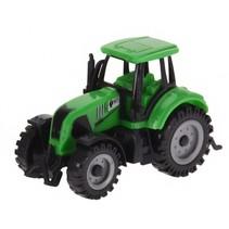 tractor 10,5 cm groen