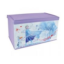 opbergbox Frozen meisjes 55,5 cm roze