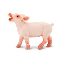 biggetje junior 5 cm rubber roze