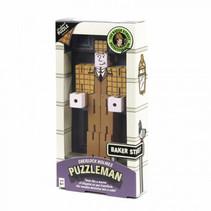 breinbreker Sherlock Puzzleman hout