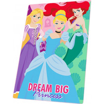 fleecedeken Princess junior 150 x 100 cm polyester