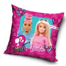kussen meisjes 40 cm polyester roze