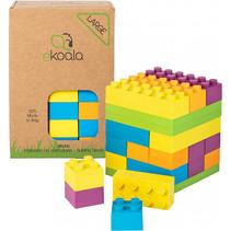 bouwblokken eKubo junior klein 19 stuks