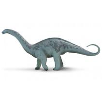 dinosaurus Apatosaurus junior 40 cm rubber grijs
