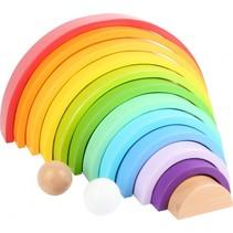 bouwstenen Rainbow XL junior 14-delig