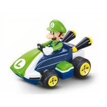 Mario Kart mini RC Luigi 2,4GHz 7 x 4,5 cm 11-delig