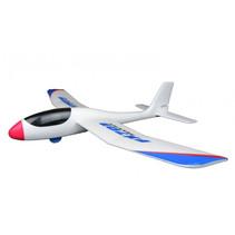 zweefvliegtuig Swan Glider FX703 69 cm wit/blauw