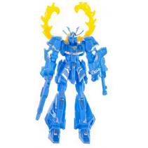 gevechtsrobot jongens 13 cm blauw