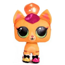 Let's Be Friends! knuffel 25 cm oranje