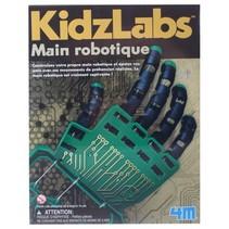 Kidzlabs maak je robot hand 15-delig