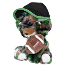 knuffel hond football Camp junior 15 cm pluche