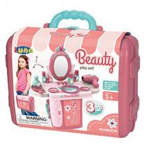make-up speelgoedset junior 27,2 x 21,8 cm roze