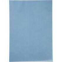 vellum-papier A4 100 gram lichtblauw 10 stuks