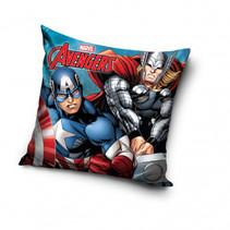 kussen Avengers Thor & Captain America 40 x 40 cm