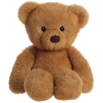 knuffelbeer Archie junior 33 cm pluche bruin