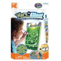 3D Tekenset Trace n Glow Minions