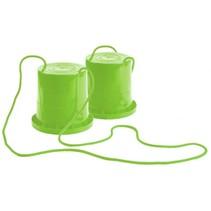 loopklossen groen 18 cm