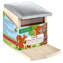 schilder je eigen eekhoornvoederhuisje hout 10-delig