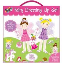 magnetische aankleedset Fairy Friends 24-delig
