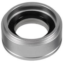 microscoop lens ETD-201 2x aluminium zilver