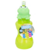 drinkfles kikker junior 350 ml groen