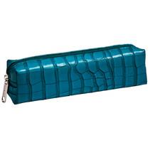etui Cocco 19 x 5 cm kunstleer turquoise