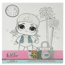 L.O.L. Surprise schildersdoek box