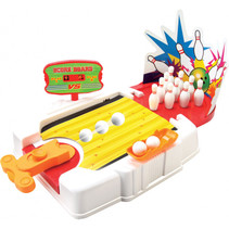 mini-bowlingbaan junior 24 cm 16-delig