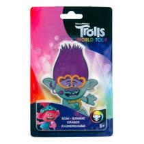 gum Trolls: World Tour junior rubber paars