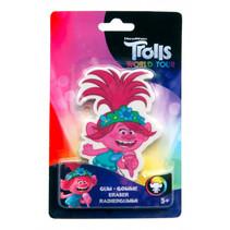 gum Trolls: World Tour junior rubber roze
