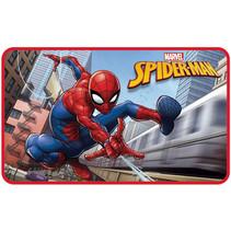 vloerkleed Marvel Spider-Man 45 x 75 cm polyester rood