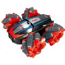 actievoertuig RC Drift Racer 2,4 Ghz 1:16 zwart/rood