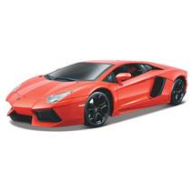 sportauto Lamborghini Aventador 1:18 rood