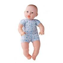 babypop Newborn soft body Aziatisch 45 cm jongen