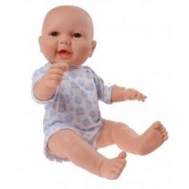babypop Newborn blank 30 cm jongen