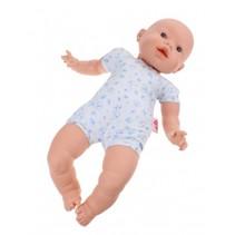 babypop Newborn soft body Europees 45 cm jongen