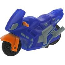 motor pull back blauw 4,5 cm