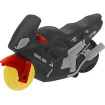motor pull back zwart 4,5 cm
