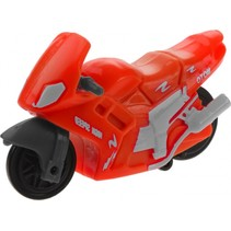 motor pull back rood 4,5 cm