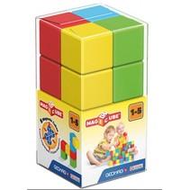 MagiCube Pre-school Free Building 8-delig multicolor