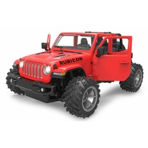 RC Jeep Wrangler JL 1:14 jongens 2,4 GHz rood