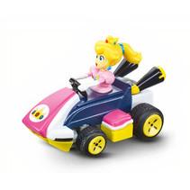 Mario Kart mini RC Peach 2,4GHz 7 x 4,5 cm 11-delig