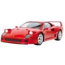 RC Ferrari F40 jongens 40 MHz 1:24 rood