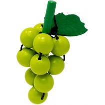 druiventros hout 10 cm groen