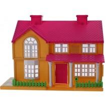 speelhuis Dream House meisjes 16.5 cm roze