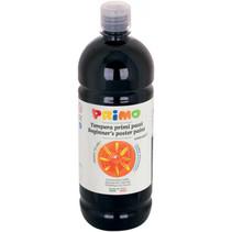 plakkaatverf Tempera 1000 ml zwart