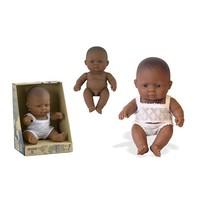 Babypop Latijns-Amerikaanse Jongen 21 cm