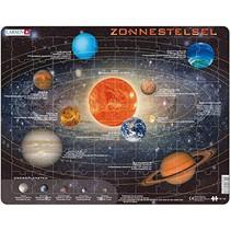 legpuzzel Maxi Zonnestelsel 70 stukjes